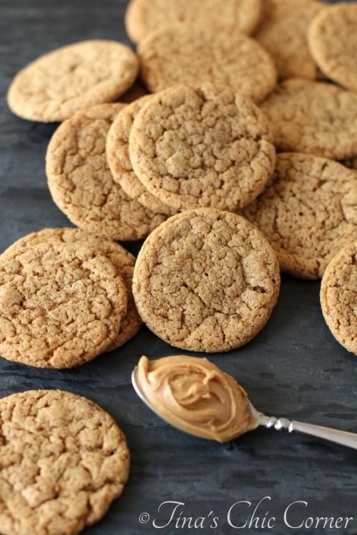 Flourless Peanut Butter Cookies | Recipes | Pinterest