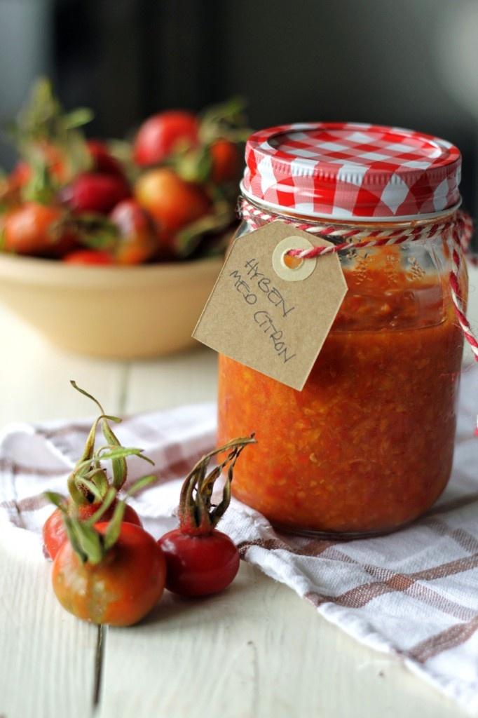 Rose Hip Jelly And Jam Recipe — Dishmaps