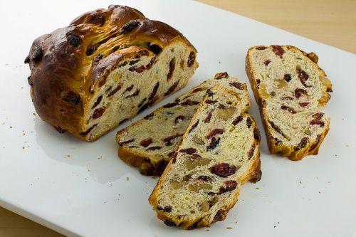 Cranberry-Walnut Bread | Yummy | Pinterest