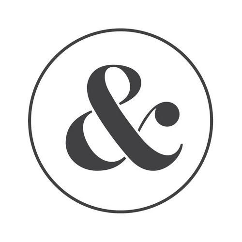 Ampersand ampersand pinterest Ampersand london