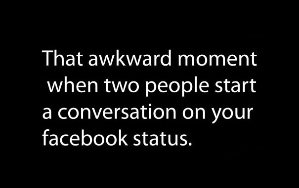 Awkward Moments Quotes For Facebook. QuotesGram