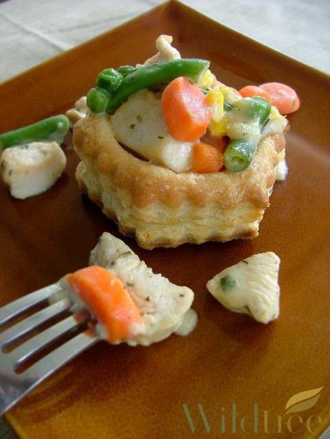 Wildtree - individual chicken pot pies | Favorite Recipes | Pinterest
