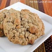 Maple-Cinnamon Oatmeal Cookies | Tasty Desserts | Pinterest