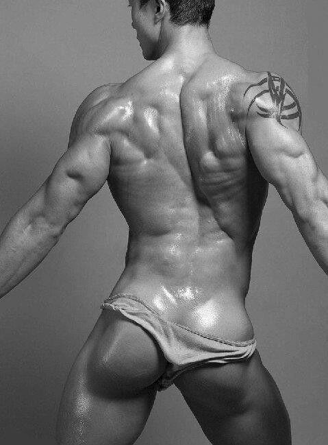 Обнаженное Мужское Тело