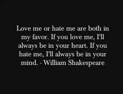 shakespeare quotes love  William Shakespeare