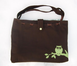 School Bag Tutorial