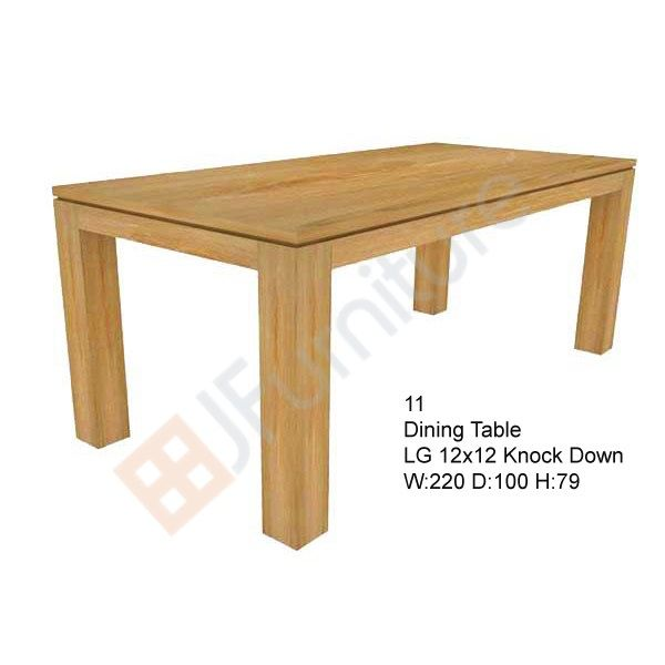 Dining Table Knock Down Home Teak Furniture Pinterest : 19a3d35f75bcc65f1163537e5ec84824 from pinterest.com size 600 x 600 jpeg 24kB
