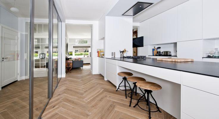 Woonkamer Herenhuis : Herenhuis_keuken woonkamer.jpg Home Pinterest