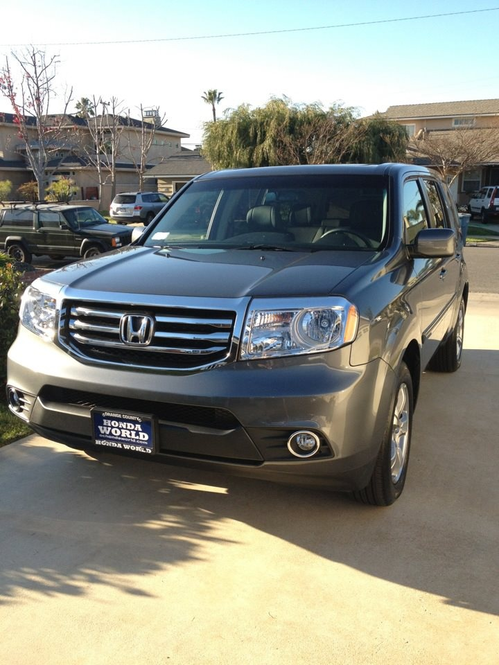 honda pilot 2012 synthetic oil