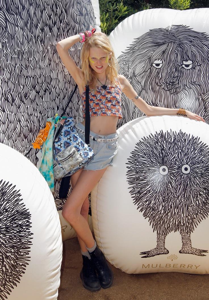 ASOS at Coachella // Hanne Gaby