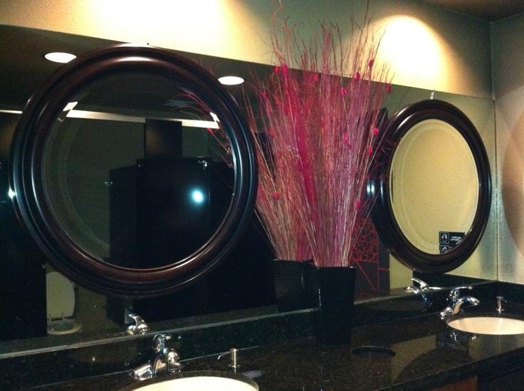 Master Bathroom Mirror Ideas House Pinterest