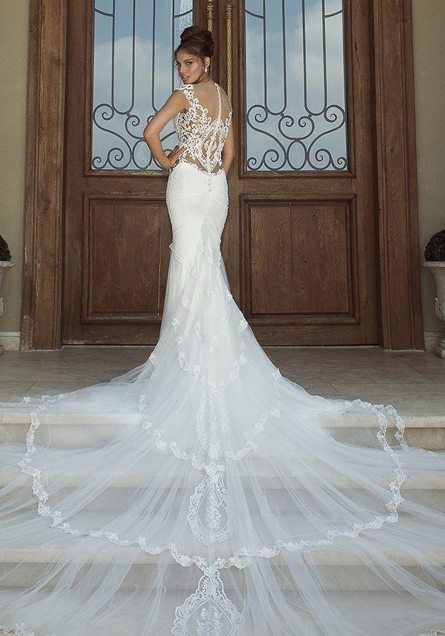 Galia Lahav Wedding Dress Collection 2014: The Empress Collection