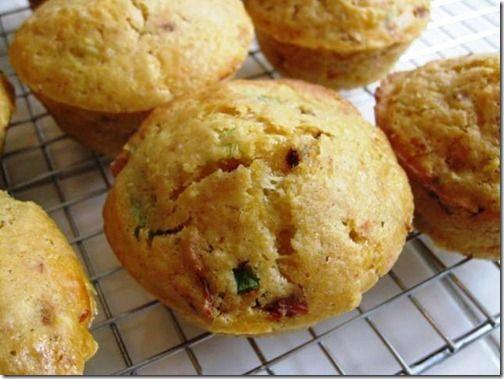 Zucchini Cheddar Corn Muffins Recipes — Dishmaps
