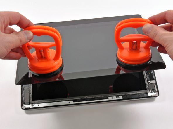 iFixit's teardown of the new iPad.