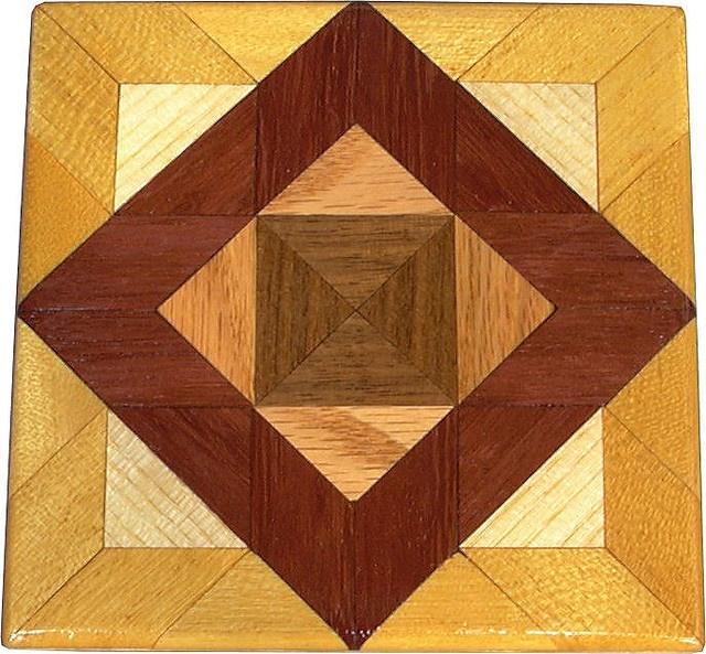 quilt block in wood | Craft/Signage | Pinterest