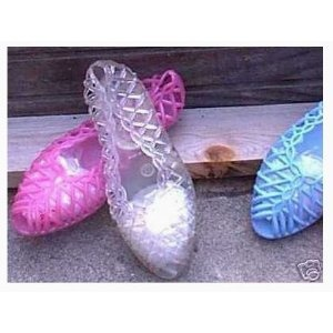 80's Jelly Shoes. They just dont make them like they used to