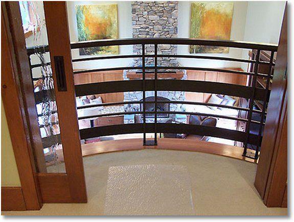 Interior juliet balcony dreamy greatroom pinterest for Inside balcony