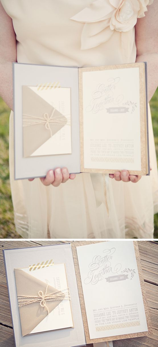 SHE PAPERIE + design boutique: wedding