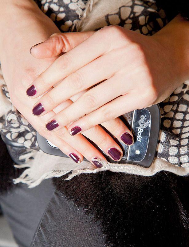 Badgley Mischka nails