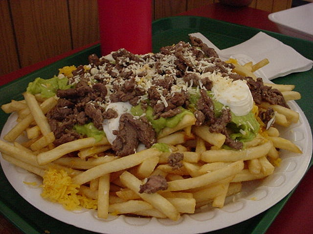 Carne Asada Fries! | ridiculous ideas | Pinterest