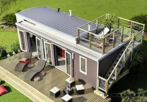 Cute 350 sq ft home from france tiny small houses for 350 sq ft house