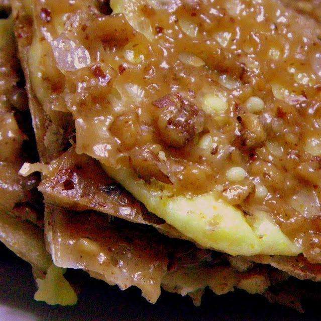... By eRecipeCards: Pecan Lace Praline Cookies - My Very Favorites