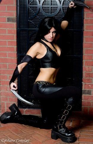x 23 cosplay wallpaper  Pinned by Douglas Blackley