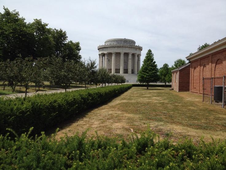 george rogers clark memorial - photo #29