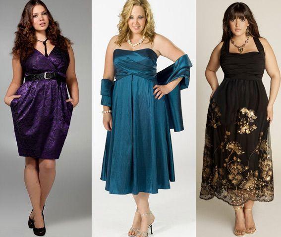 Нарядные вечерние модные платья