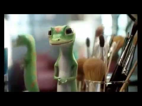 best geico makeup tv commercial best commercials pinterest. Black Bedroom Furniture Sets. Home Design Ideas