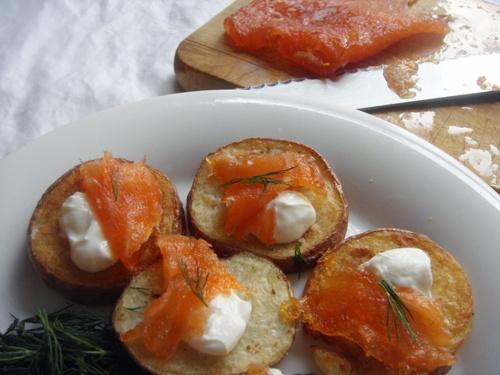 citrus cured salmon!! | eat | Pinterest