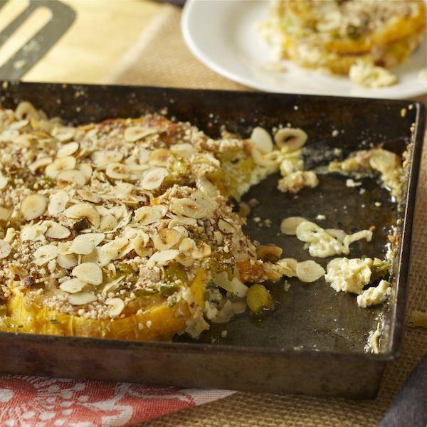 butternut squash risotto vegetarian butternut squash and leek paella ...