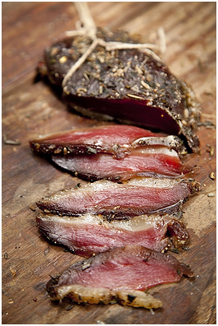 Making Duck Breast Prosciutto | Salted & Styled
