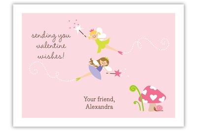 valentine cards exchange