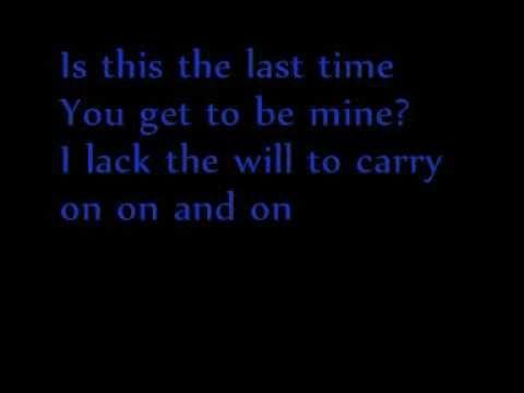 valentine lyrics rock