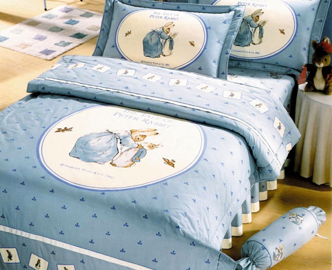 What 39 s new peter rabbit bedding sets my love peter for Beatrix potter bedroom ideas