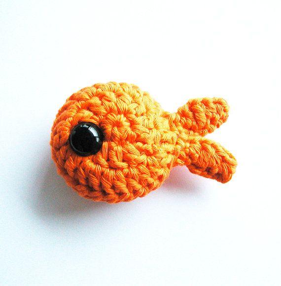 Free Crochet Patterns Of Fish : crochet fish pattern Crochet Pinterest