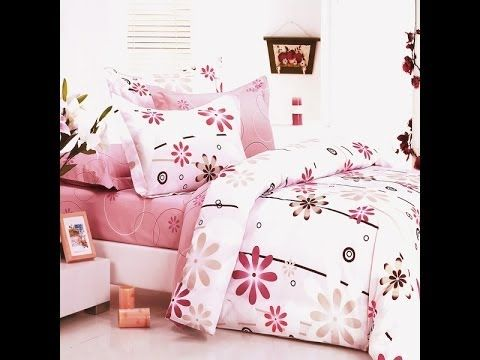 Cherry blossom bedroom decor cherry blossom duvet cover for Cherry blossom bedroom ideas