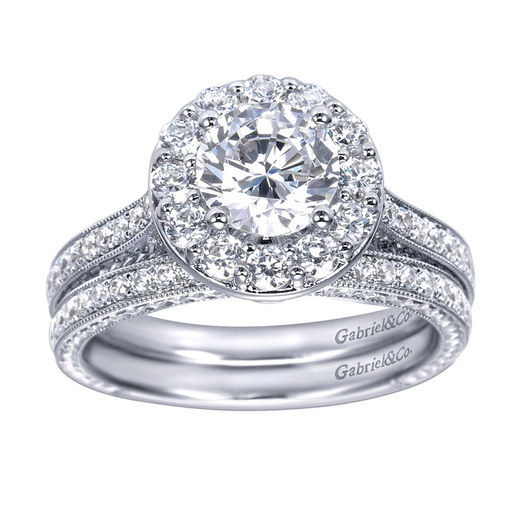 What my ring will look like with my band!!!