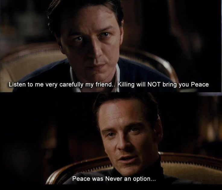 x men first class quotes - photo #3