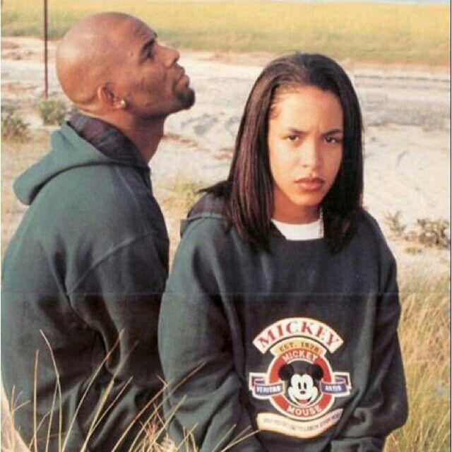 aaliyah r kelly... R Kelly And Aaliyah