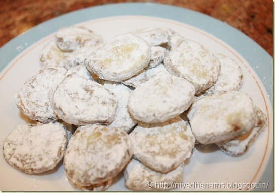 Lime Meltaway cookies gotta try them