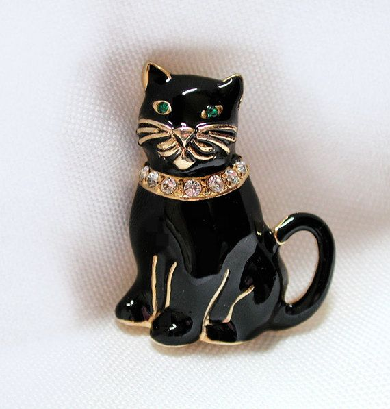 pin 3d black cat - photo #19