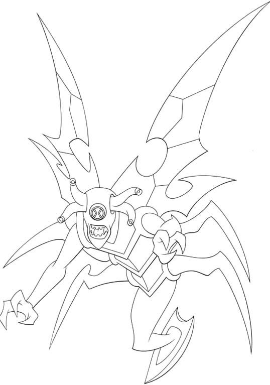 stinkfly coloring pages - photo#4