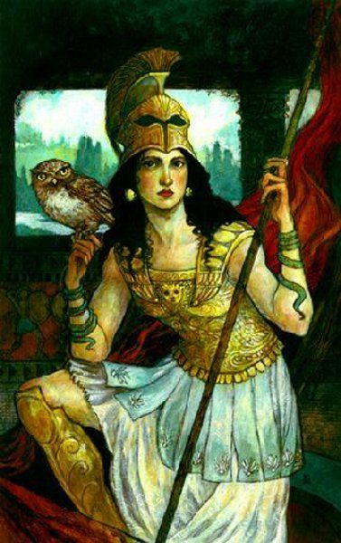 athena goddessAthena Goddess Of War And Wisdom