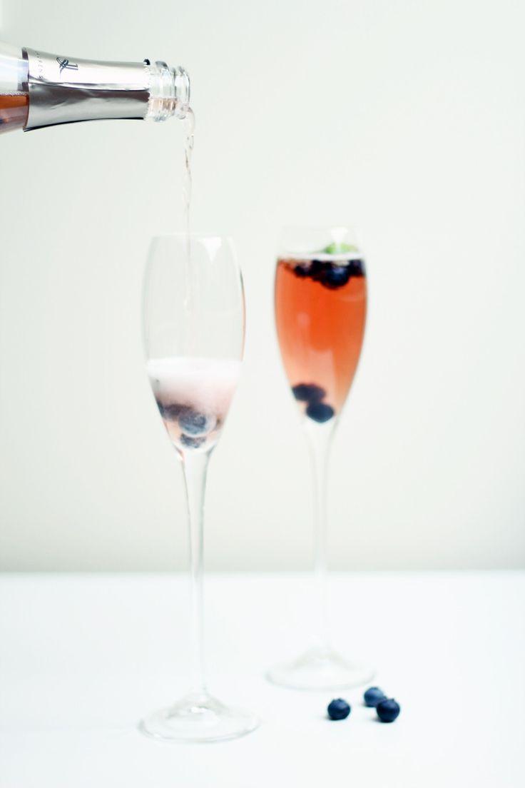 Blueberry Basil Martini Pops Recipes — Dishmaps