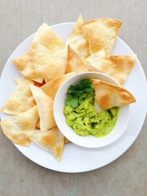 Easy Homemade Tortilla Chips #Chips #Dips #Salsa #Potato #Kettle #Corn ...
