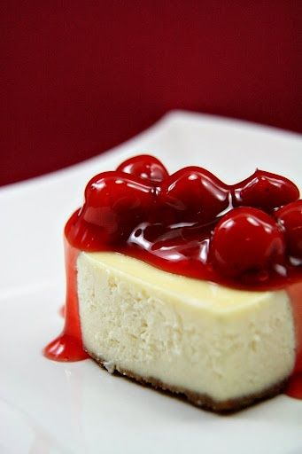 Easy Cheesecake Recipe | Recipes, The Finest & Easiest | Pinterest