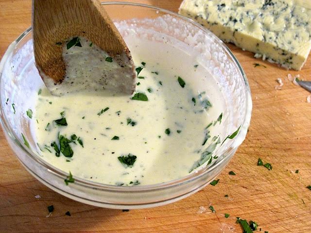 Blue Cheese Sauce for Beef Tenderloin | Beef | Pinterest