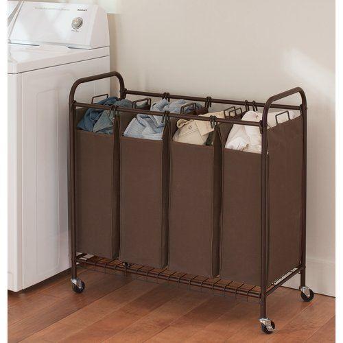 Better Homes And Gardens 4 Bin Laundry Sorter